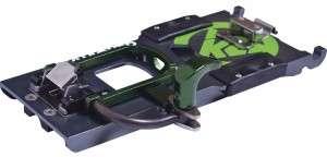 K2 Kwicker BC Splitboard Bindings Black