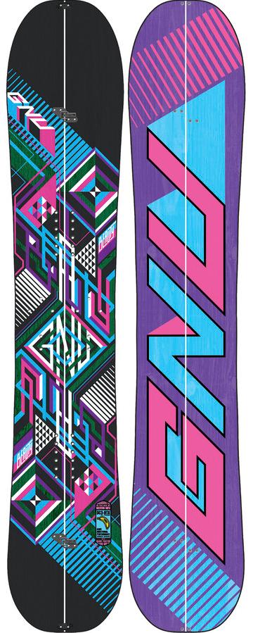 2014 2015 Womens Splitboard Line up
