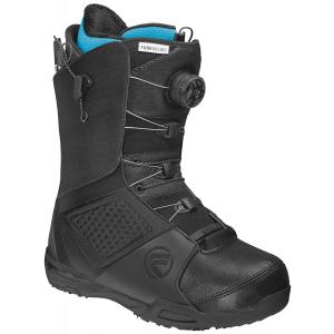 Flow Helios Focus BOA Snowboard Boots Black