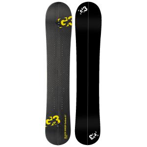 G3 Black Sheep Carbon X3 Splitboard 162