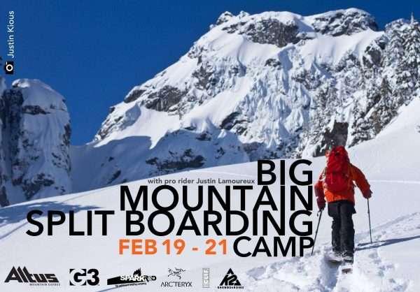 Altus mountain split camp