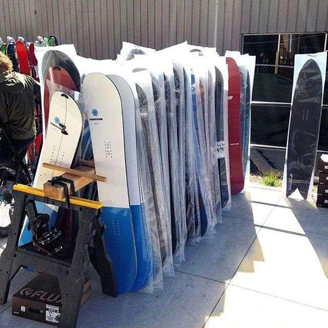 Venture Splitboards