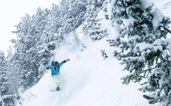 Recon Snowsurf